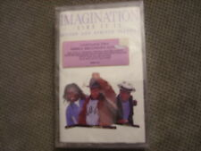 SEALED RARE OOP Imagination CASSETTE TAPE soul Like It Is Revised.. WINJAMA Sylk