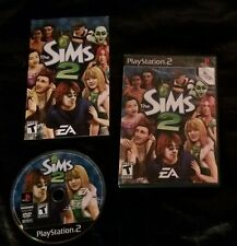 Sims 2 - Playstation 2 Game Complete free shipping.
