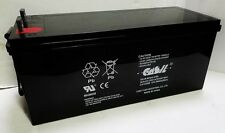 Casil 12v 200ah for Solar Power Battery - Deep Cycle
