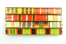 #e4405 4 reihige 16er Spange / Interimsspange DDR NVA für Kampforden etc.