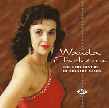 Wanda Jackson - The Very Best Of The Country Years (CDCHD 1125)