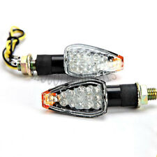 LED Turn Signal Amber Light Indicator for Suzuki V-Strom SV650 SV1000 TL1000 R S