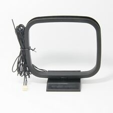 New Sony HiFi AM/FM Loop Antenna with mini connector for audio receiver systems
