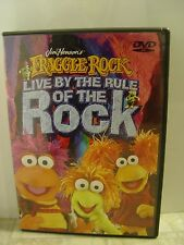 Fraggle Rock - Live By the Rule of the Rock (DVD, 2005)