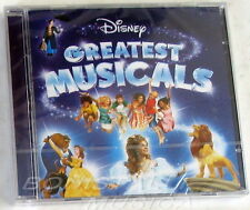 Walt Disney - GREATEST MUSICALS - SOUNDTRACK O.S.T. - 2 CD Sigillato