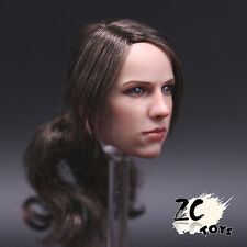 ZC TOYS 1/6th Metal Gear Solid Quiet Sniper Head Model For Phicen Figure Body