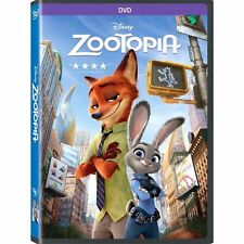 Zootopia (DVD, Animation) NEW