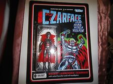 Rocket Launching Czarface Action Figure 7L & Esoteric