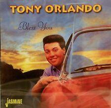 TONY ORLANDO 'Bless You' - 26 Tracks on Jasmine