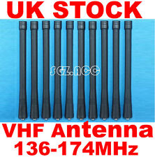 10x VHF Antenna Motorola Radio Walkie Talkie CT150 CT250 CP040 CP140 CP150 New