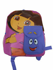 "A02993 Dora the Explorer Small Backpack 12"" x 10"""