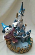 Rare Disneyland Paris Fantasia Mickey Mouse Castle Demons & Merveilles Disney