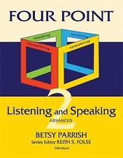 Four Point Listening and Speaking: Advanced
