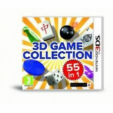 3D Game Collection: 55-in-1 (Nintendo 3DS), Very Good Nintendo 3DS, Nintendo 3DS