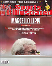 "SI CHINA - 2012 MARCELLO LIPPI - ""Sports Illustrated"" - CHINESE COVER"