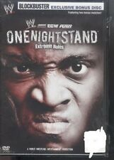 WWE: ONE NIGHT STAND 2007