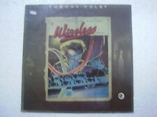 THOMAS DOLBY GOLDEN AGE OF WIRELESS  RARE LP RECORD vinyl 1981 INDIA INDIAN ex