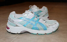 Asics Gel-1170 Men's Running Athletic Shoes Sz: 6 White/Blue/Purple