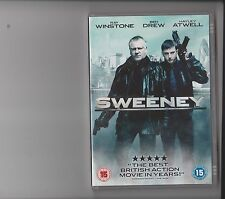 THE SWEENEY DVD RETRO REBOOT RAY WINSTONE