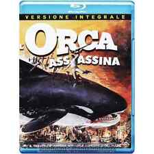 ORCA THE KILLER WHALE - Blu Ray Disc -