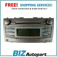 NEW OEM 07 08 09 TOYOTA CAMRY JBL 6CD MP3 RADIO PLAYER A51862 86120-06191