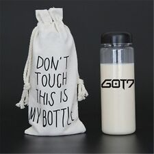 GOT7 JB JinYoung Mark Jackson YoungJae BamBam YuGyeom KPOP Water Bottle New