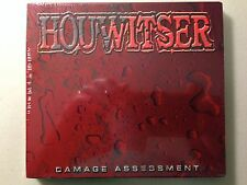 HOUWITSER - DAMAGE ASSESSMENT 2003 1PR SLIPCASE SEALED! SINISTER GOREFEST VADER