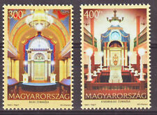 HUNGARY - 2012. Synagogues of Hungary  - MNH