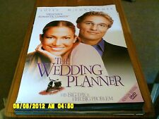 The Wedding Planner (jennifer lopez, matthew mcconnaughey) Movie Poster A2