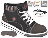 Arbeitsschuhe Sicherheitsschuhe Sneaker Schutzschuhe Zehenschutzkappe S3 (DER-H)
