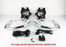 FOG LAMP FOR NISSAN NAVARA / FRONTIER / NP300  2014 HALOGEN BULBS H8 12V 35W