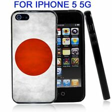 Japan Japanese Grunge Flag For Iphone5 5G Case Cover