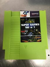 NINTENDO NES SUPER GAMES 150 IN 1 MULTI CART MARIO MEGAMAN TURTLES CONTRA KIRBY