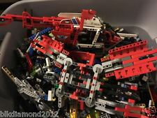 LEGO 1 POUND TECHNIC mindstorms nxt robot bricks parts beams gears axles pins