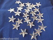 25 Sterne  Streudeko  Tischdeko Acryl   neu