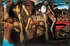 DALI - METAMORPHOSIS OF NARCISSUS ART POSTER - 24x36 BIRTH OF MAN PRINT 5950