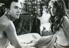 JANE BIRKIN JEAN-LOUIS TRINTIGNANT LE MOUTON ENRAGE 1974 PHOTO ORIGINAL #1