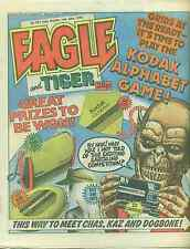 EAGLE & TIGER #221 British comic book June 14, 1986 Dan Dare VG+