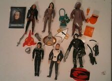New Playmates Star Trek The Next Generation lot of 6 figures