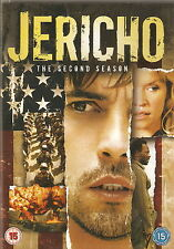 JERICHO - Series 2. Pamela Reed, Skeet Ulrich, Lennie James (2xDVD SET 2008)