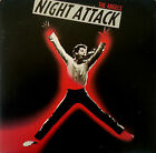 The Angels-Night Attack-LP-1981 Epic Records Australian issue - ELPS 4258