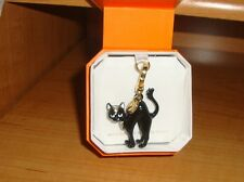 NEW JUICY COUTURE 2013 LIMITED EDITION BLACK CAT CHARM FOR BRACELET, NECKLACE