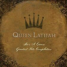 She's a Queen: A Collection of Greatest Hits by Queen Latifah (CD, Dec-2002)
