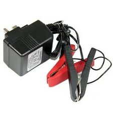 12 VOLT SEALED LEAD BATTERY CHARGER