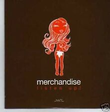 (329I) Merchandise, Listen Up! - DJ CD