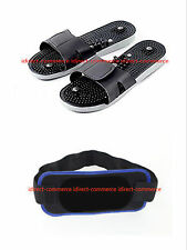 TENS shoes belt slippers TENS EMS Mini Electric Massager Digital Pulse Therapy