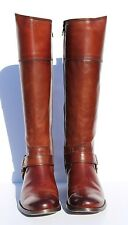 Frye Phillip Harness Leather Riding Boots Size 7  B