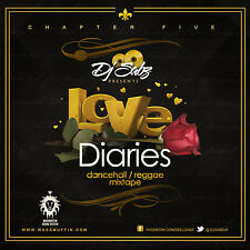 LOVE DIARIES REGGAE LOVERS ROCK CHAPTER 5 MIX CD