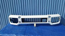 2015 2016 MERCEDES BENZ W463 G63 G65 AMG FRONT BUMPER COVER ORIGINAL OEM USED