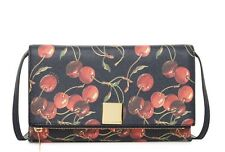 NWT NEW Ted Baker LONDON Cherry Chery Navy Crossbody Bag Purse Clutch